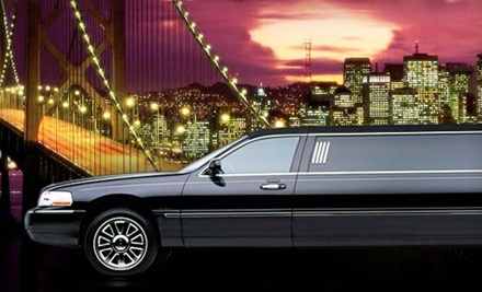 Ecko Limousines: 1-Way Trip to San Jose Airport from Santa Clara County for Up to Four People - Ecko Limousines in