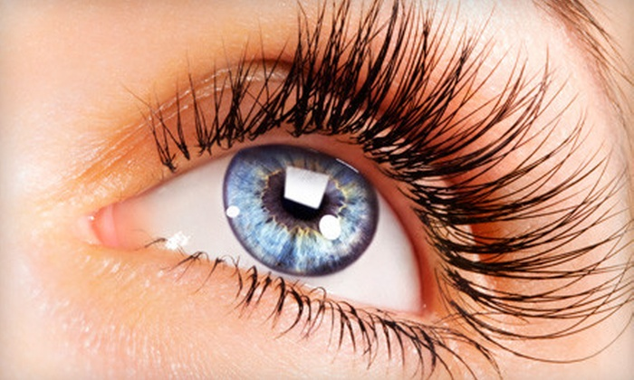 Lash Candie - Spanish Fork: $49 for a Full Set of Mink Eyelash Extensions at Lash Candie in Spanish Fork ($150 Value)