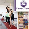 60% Off at Unity Woods Yoga Center