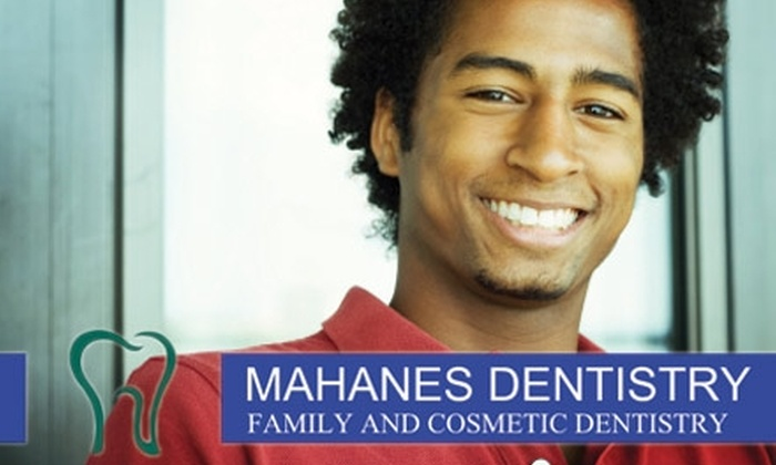 Mahanes Dentistry - Hampton Roads: $149 for Teeth Whitening, Custom Trays, and Six Whitening Applications from Mahanes Dentistry