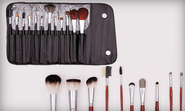 Morphé Makeup Brush Sets: 10-Piece Italian Badger Morphé Brush Set or 12-Piece Sable Morphé Brush Set (Up to 38% Off). Shipping Included. Ships in Up to 14 days. May not arrive by 12/24.