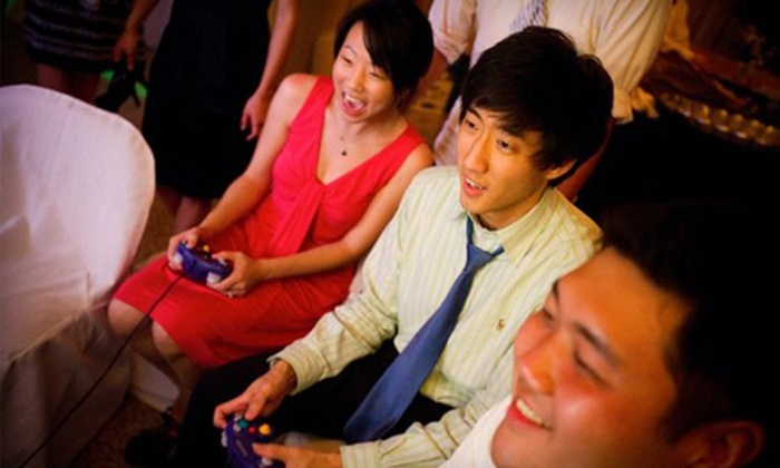 Mobile Gaming Events Fort Lauderdale - Downtown Fort Lauderdale: $199 for a Four-Hour Private Video-Game Party for Up to 16 People from Mobile Gaming Events Fort Lauderdale ($400 Value)
