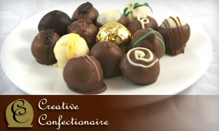Creative Confectionaire - Hastings: $9 for a Nine-Piece Box of Truffles at Creative Confectionaire in Hastings