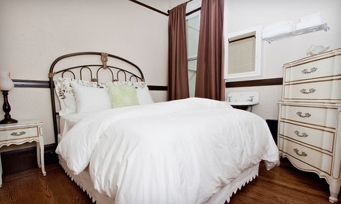 San Benito House - Half Moon Bay: $129 for Two-Night Stay at San Benito House in Half Moon Bay Plus $10 Credit to Cunha's Country Store (Up to $269.98 Value)