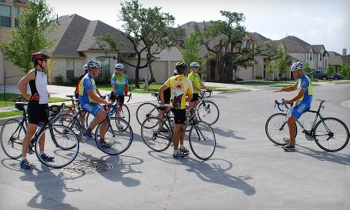 Austin Cycle Camp - Multiple Locations: $149 for Four Weeks of Unlimited Group Training Classes from Austin Cycle Camp