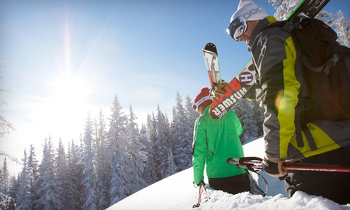 123Mountain - Green Mountain: Outdoor Apparel or Skis, Bindings, and Poles at 123Mountain in Lakewood (Up to 63% Off)