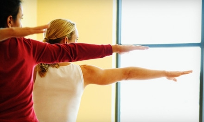 Just Breathe - Eugene: $18 for Four-Class Punch Card for Movement Classes at Just Breathe ($36 Value)