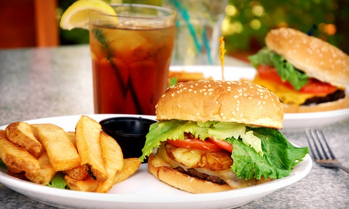 Admiral TJ O'Brien's - Robinson Crusoe Camp: American Fare and Seafood at Admiral TJ O'Brien's in Sturbridge (Up to 58% Off)