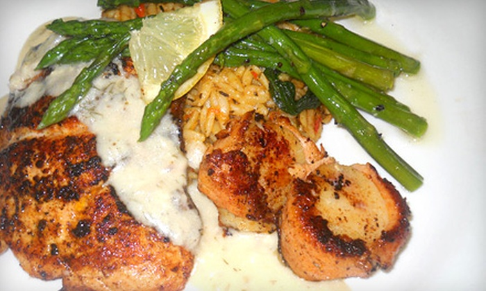 Cara Mia Riverside Grill - Cocoa: Italian Cuisine and Drinks for Lunch or Dinner at Cara Mia Riverside Grill in Cocoa