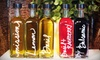 Oliovera: $27 for a Sampler of Five Mini Bottles of Olive Oils and Vinegars from Oliovera ($54 Value)