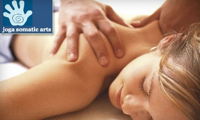 Joga Somatic Arts - Kettering: $20 for a One-Hour Massage at Joga Somatic Arts