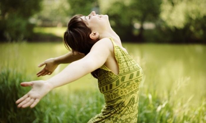 Optimum Health - Three Chopt: $30 for an Individual Total Body Detoxification Treatment at Optimum Health