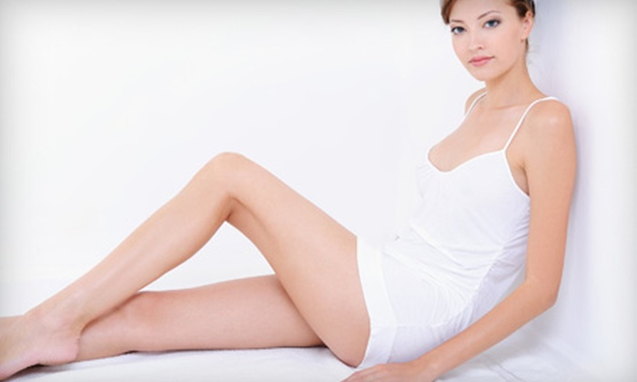 Women's Health Institute of Macon - Macon: $199 for a Spider-Vein Consultation and Two Treatments at Women's Health Institute of Macon (Up to $990 Value)