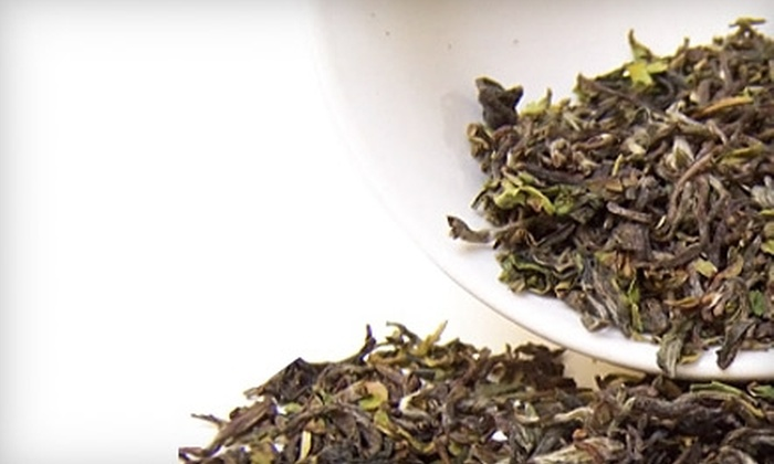 Tea Time - University South: $15 for $30 Worth of Loose-Leaf Tea at Tea Time in Palo Alto