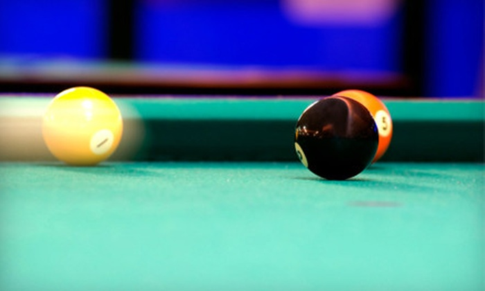 The Brass Monkey - Sheahan Estates - Trend Village - Arlington Woods: Five Hours of Pool with Beer and Wings or a Yearlong Pool Membership at The Brass Monkey (Up to 95% Off).