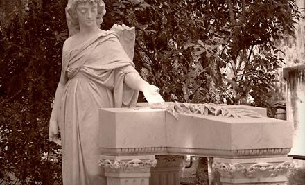 1 Daytime Tour of Bonaventure Cemetery for 2 - Shannon Scott Tours in Savannah