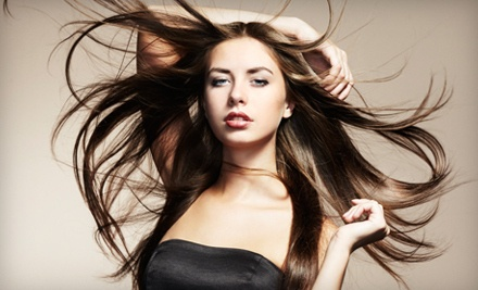 Haircut, Blowdry, and Style (a $55 value) - Hair Studio 626 in Arlington Heights