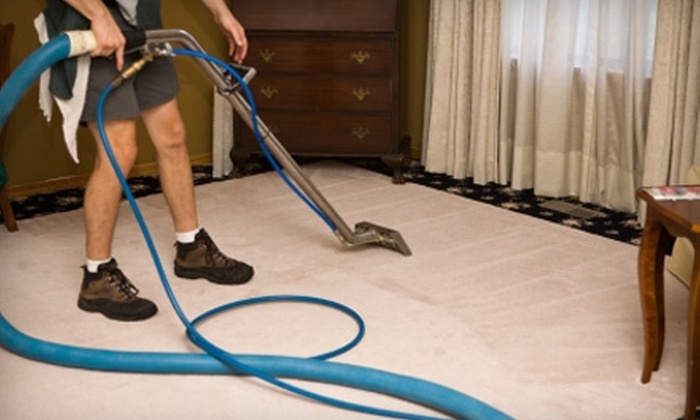 Coit Carpet Cleaning Buffalo - North Tonawanda: $59 for Two Rooms of Carpet Cleaning, Plus 20% Off Additional Services from Coit Carpet Cleaning Buffalo (Up to $150 Value)