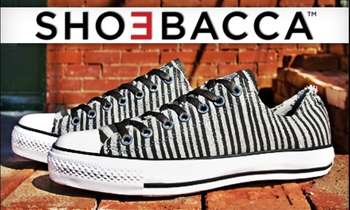 SHOEBACCA.com: $25 for $50 Worth of Shoes, Gear, and Apparel from SHOEBACCA.com