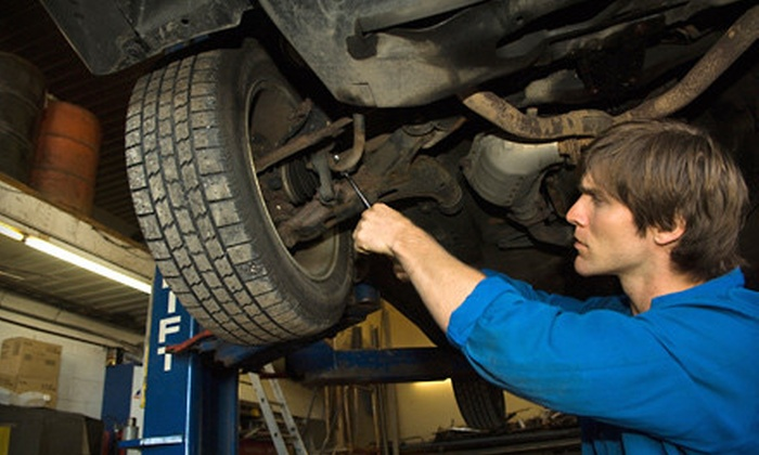 Fox Dealerships of CNY - Multiple Locations: $18 for an Oil-Change Package with Tire Rotation at Fox Dealerships of CNY ($55.90 Value)