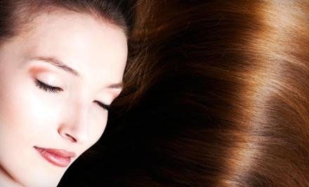 Keratin Treatment and Haircut (a $330 value) - Liana's Beauty Fix in Astoria