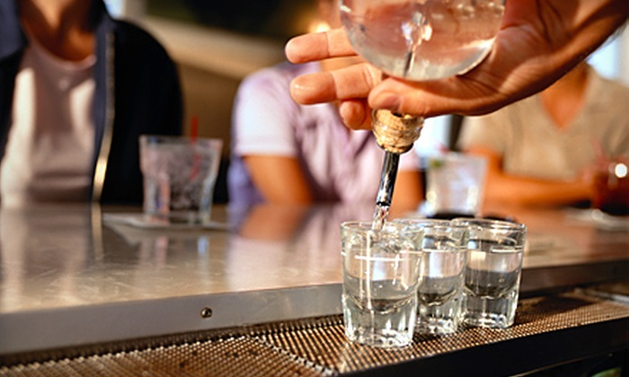 Ibiza Bar & Nightclub - Garfield: One Bartending Class or Four Weeks of Bartending Classes at Ibiza Bartending Academy in Huntington Beach (Up to 67% Off)