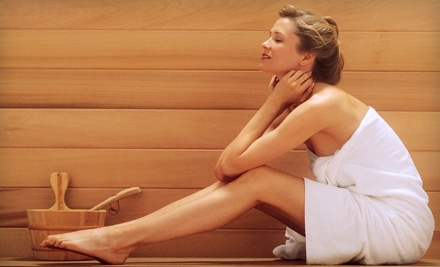 4 Infrared Sauna Sessions (a $160 value) - Beautiful Laser Center in Galveston