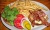 Worlds End Cafe - Hammond: $6 for $12 Worth of Eclectic Cuisine & Drinks at Worlds End Cafe in Hammond