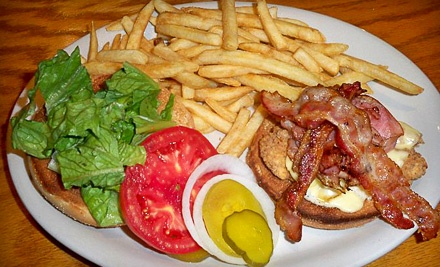 $12 Groupon to Worlds End Cafe - Worlds End Cafe in Hammond