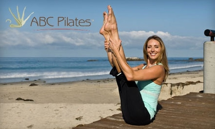 ABC Pilates - Laguna Niguel: $25 for Five Fitness Classes at ABC Pilates in Laguna Niguel ($65 Value)