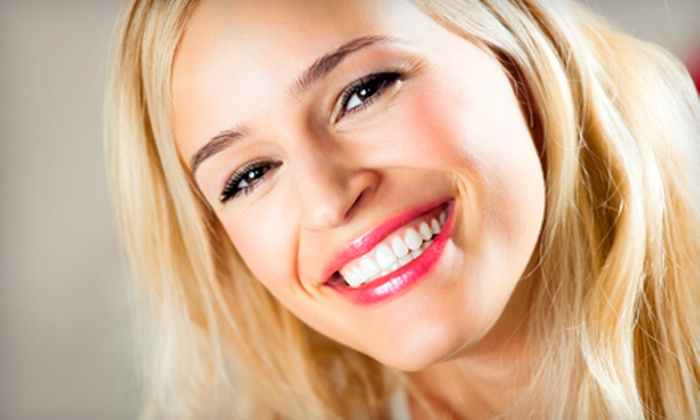 Santa Barbie - Santa Barbara Downtown: One, Two, or Three Beaming White Teeth-Whitening Treatments at Santa Barbie (Up to 56% Off)