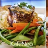$10 for Greek Fare at KafeNeo