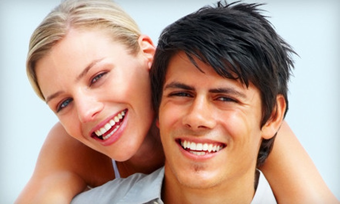 Dr. Daniel Dracup, D.D.S. and Dr. Stuart Yoon, D.D.S - Little Flat Creek: Dental Services from Drs. Daniel Dracup, DDS, and Stuart Yoon, DDS, in Weaverville (Up to 80% Off). Three Options Available.
