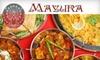 $10 for Indian Fare at Mayura Restaurant