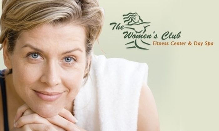 The Women's Club Fitness Center & Day Spa - Chantilly: $39 for a One-Month Membership, Personal-Training Session, and Wellness Consultation at The Women's Club Fitness Center & Day Spa ($194 Value)
