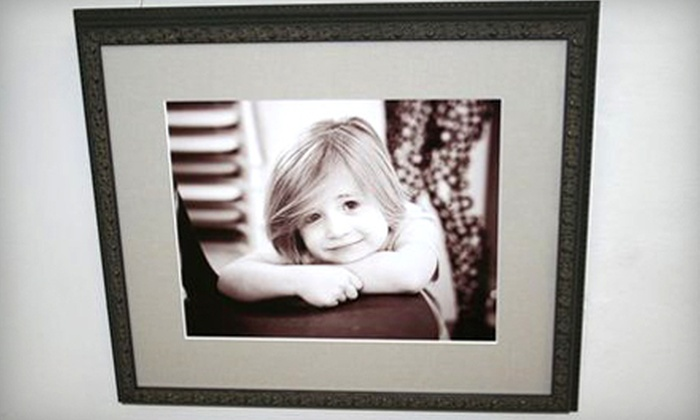 Four Corners Framing and Gallery - Mooresville: $39 for $100 Worth of Custom Framing Services at Four Corners Framing and Gallery in Mooresville