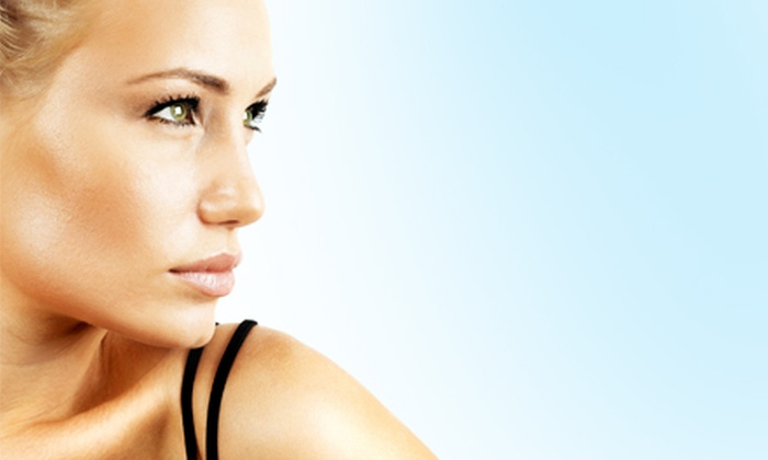 Nails 111 - South Pointe: One, Three, or Five Spray-Tan Sessions at Nails 111 in Miami Beach (Up to 68% Off)