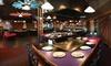 Kegon Japanese Restaurant - Northbrook: $15 for $30 Worth of Sushi and Japanese Cuisine Sunday–Thursday (or $20 for $40 Worth Friday–Saturday) at Kegon in Northbrook