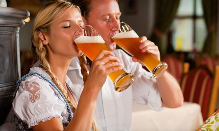 Taps and Dolls - Central Indianapolis: $7 for $15 Worth of Pub Fare at Taps and Dolls
