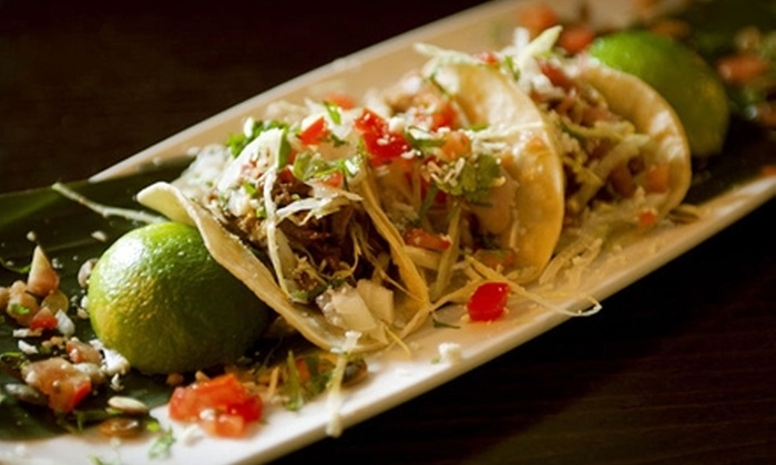 Pelea Mexicana - Tribeca: Mexican Cuisine or Dining Package at Pelea Mexicana