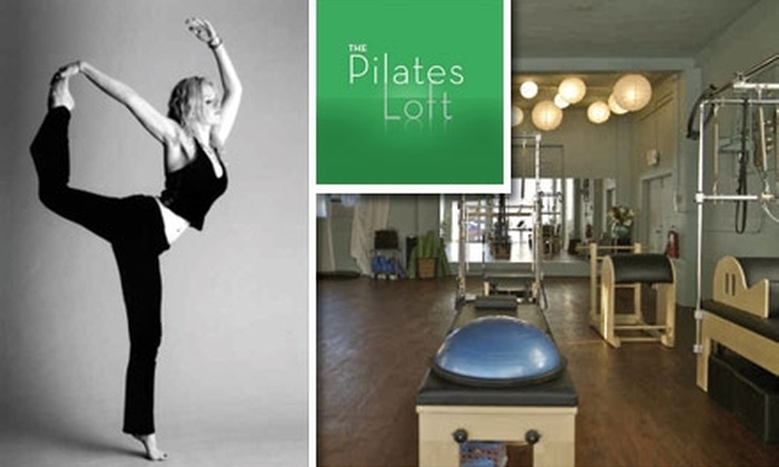 The Pilates Loft - Clearwater: $35 for Five Pilates Mat Classes at The Pilates Loft ($67 Value)