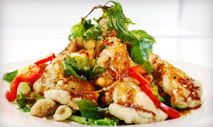 Loving Hut - Milpitas: $10 for $20 Worth of Pan-Asian Vegan Fare at Loving Hut in Milpitas