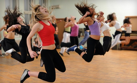 5 Fitness Classes (a $50 value) - Kick It Up in Long Beach