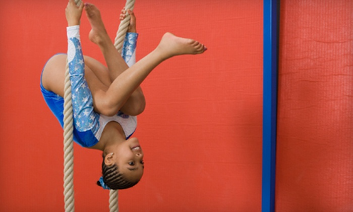 Gonyon's Gymnastics - Muskegon: $35 For a Six-Week Kids' Gymnastics Program at Gonyon's Gymnastics in Muskegon ($75 Value)