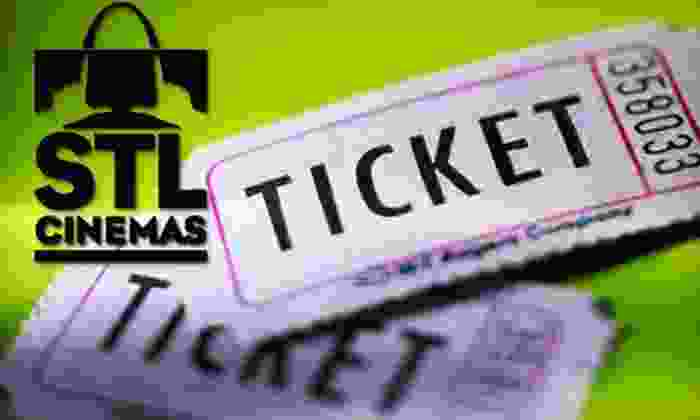 STL Cinemas - Multiple Locations: $9 for Two Movie Tickets at STL Cinemas (Up to $18 Value). Choose from Four Locations.