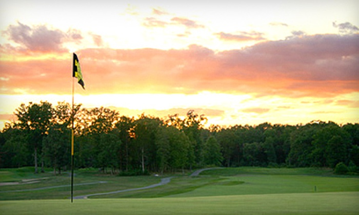 Pleasant Valley Golf Club - South Riding: Weekday or Weekend/Holiday Golf Outing for Two at Pleasant Valley Golf Club in Chantilly