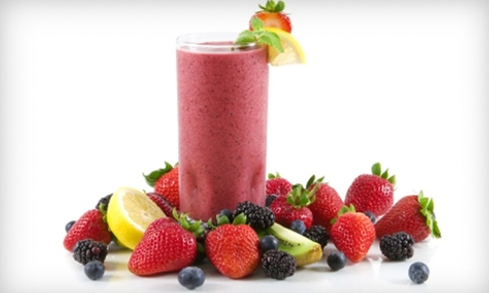 Locolicious - Northridge Estates: $2 for $5 Worth of Natural Juice, Smoothies, and Coffee Drinks at Locolicious in Vandalia