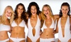 Luminous Glow - Forest Park: 3, 5, or 10 Full-Body Organic Spray Tans at Luminous Glow, Inc. in East Longmeadow (Up to 54% Off)