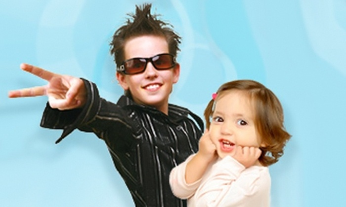 KidSnips - Multiple Locations: $9 for a Children's Haircut at KidSnips (Up to $18 Value)