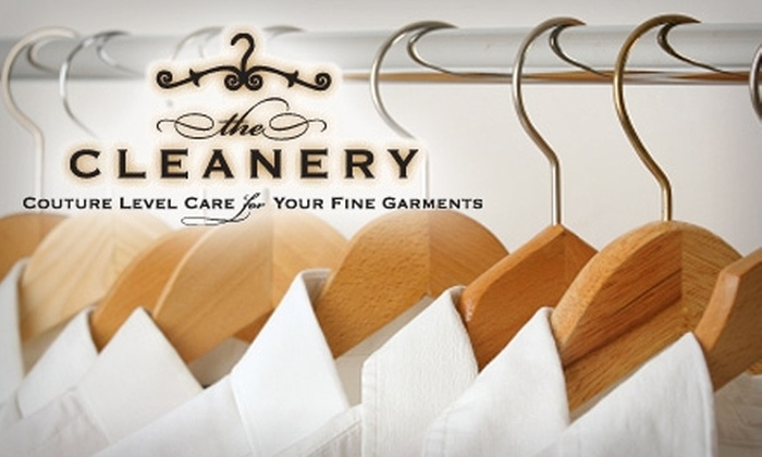 The Cleanery - Multiple Locations: $19 for $40 Worth of Dry Cleaning at The Cleanery